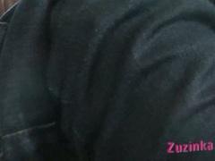 Hot zuzinka babe finger pumps her worthy hot clit
