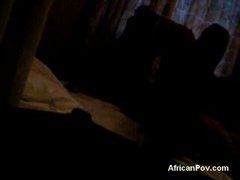 African Fucked In A Hotel