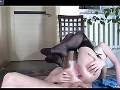 Paulina&Rolf kinky anal clip