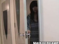 Japanese Schoolgirl Drilled