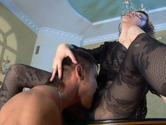 Helena&Govard perverted pantyhose sex episode