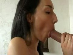 Homemade - Cute french gal is butt fucked