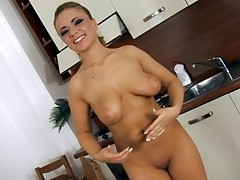 Big brassiere buddies darling is eager to get her cookie sated and sore