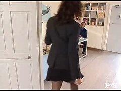 Sarah Beattie - Concupiscent British Housewife