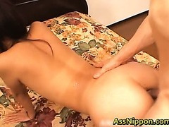 Dped and Creamed Asian Porn Movie
